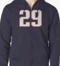 #29 Zipped Hoodie