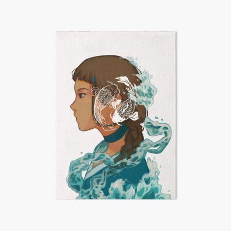 Katara Art Board Print