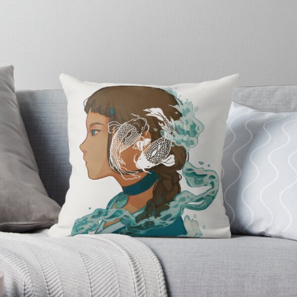 Katara Throw Pillow