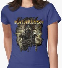 Kataklysm Prevail  Womens Fitted T-Shirt