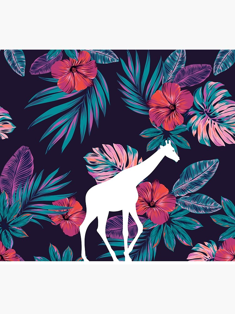 Giraffe Chintz by DreaK
