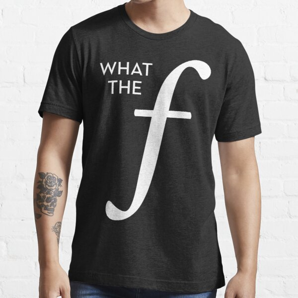 What the aperture Essential T-Shirt