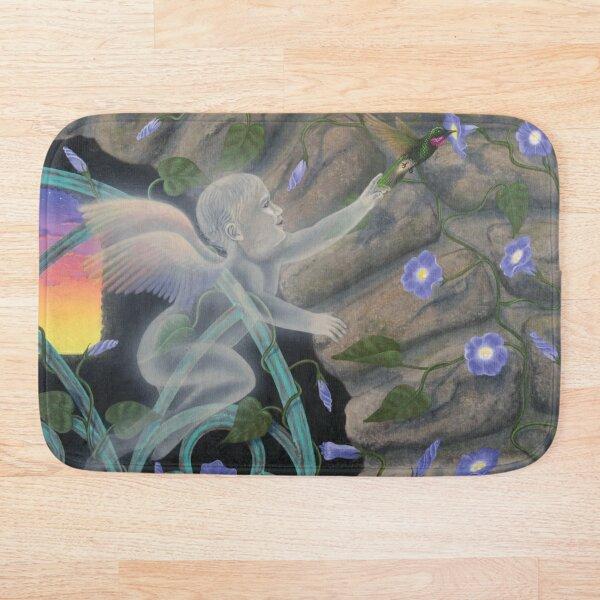 Kindred Spirits -angel Bath Mat