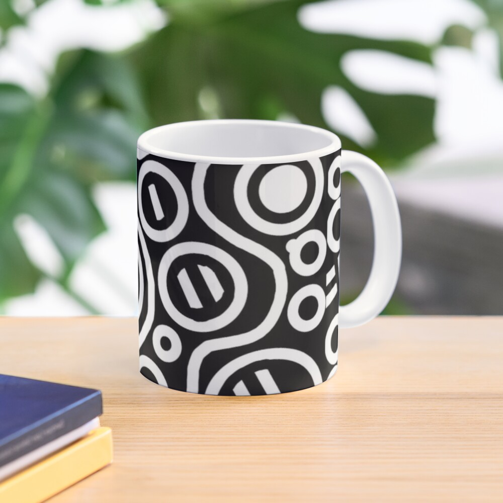 bLacK&wHitEciRCLes Mug