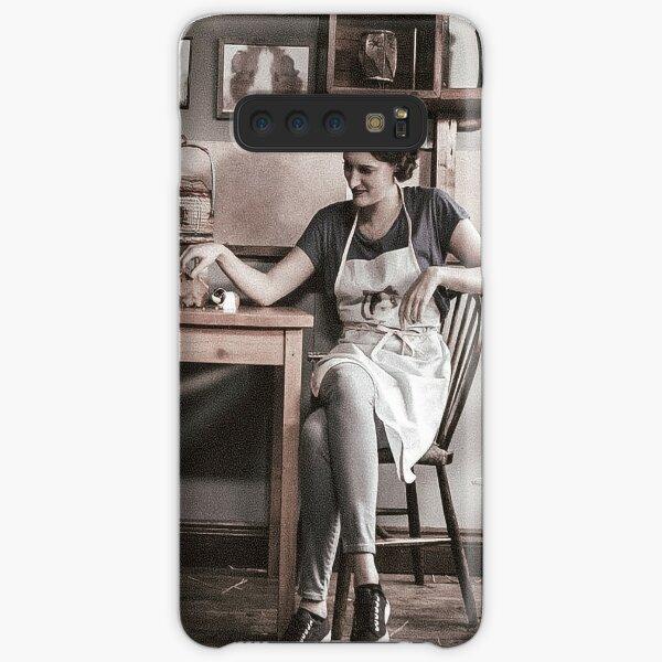 Fleabag and Boo Samsung Galaxy Snap Case