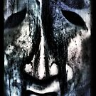 the mask of darkness by Morpho  Pyrrou