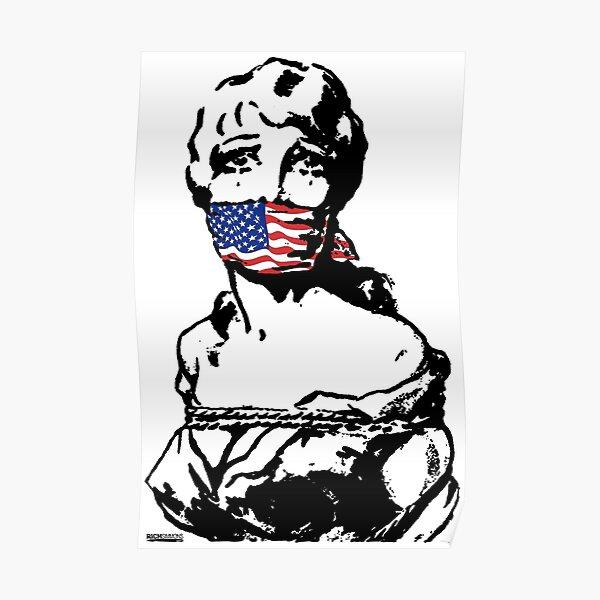 Freedom Of Speech USA Poster