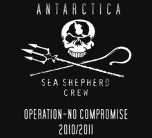 SEA SHEPHERD - CREW TEE 10/11