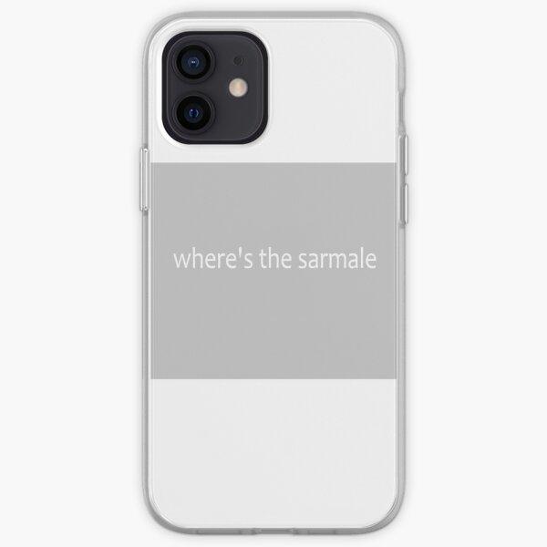 where's the sarmale iPhone Soft Case