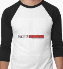 Console Domination T's Men's Baseball ¾ T-Shirt