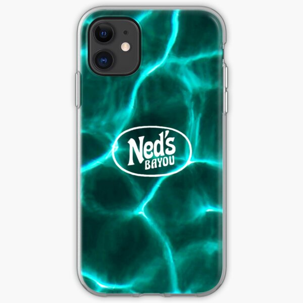 Ned's Bayou iPhone Soft Case