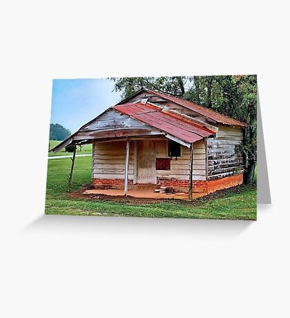 The Little Shack Greeting Card