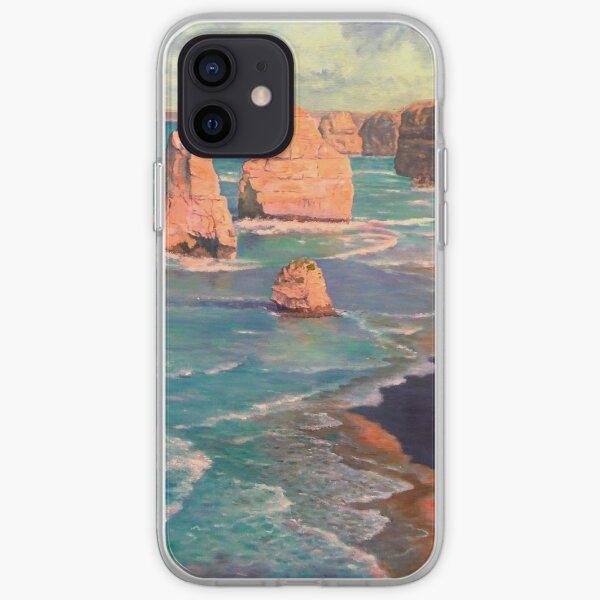 12 Apostles, Great Ocean Road Australia iPhone Soft Case