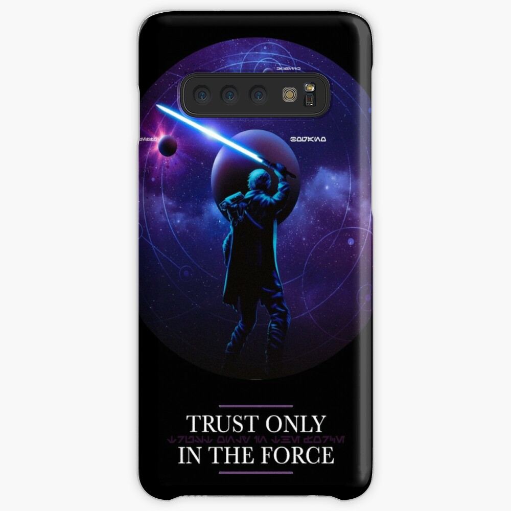 Trust only in the Force Case & Skin for Samsung Galaxy