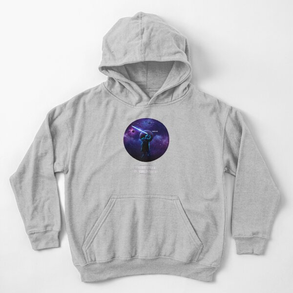 Trust only in the Force Kids Pullover Hoodie