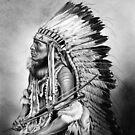 Cheyenne by mariadangeloart