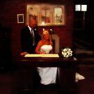 . wedding . by Kimberley Davitt