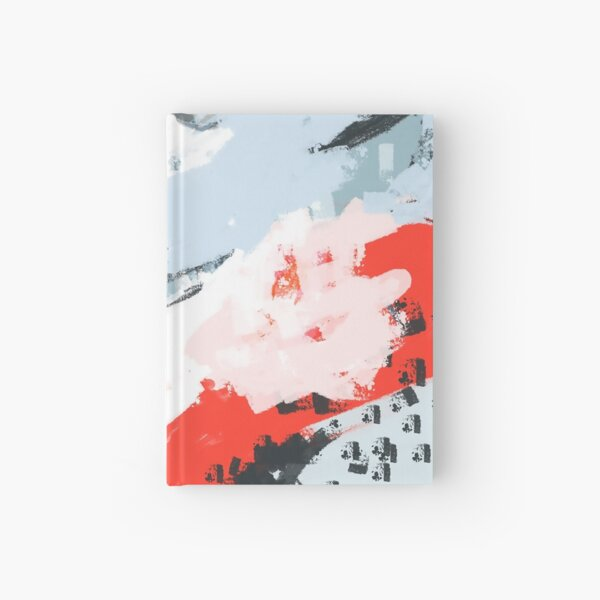 Abstract Color Pop Hardcover Journal