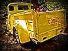 That Old Yellow Dodge by ChasSinklier