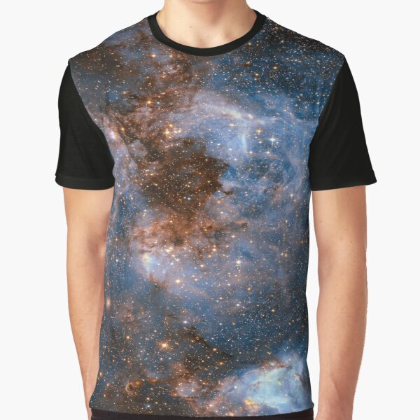 Galaxy plasma storm Graphic T-Shirt