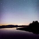 Starry Waters – Acadia National Park, Maine by Jason Heritage