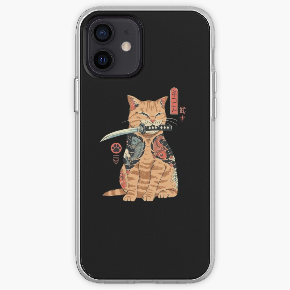 Catana iPhone Case & Cover