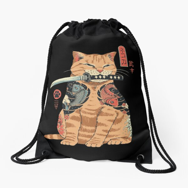 Catana Drawstring Bag
