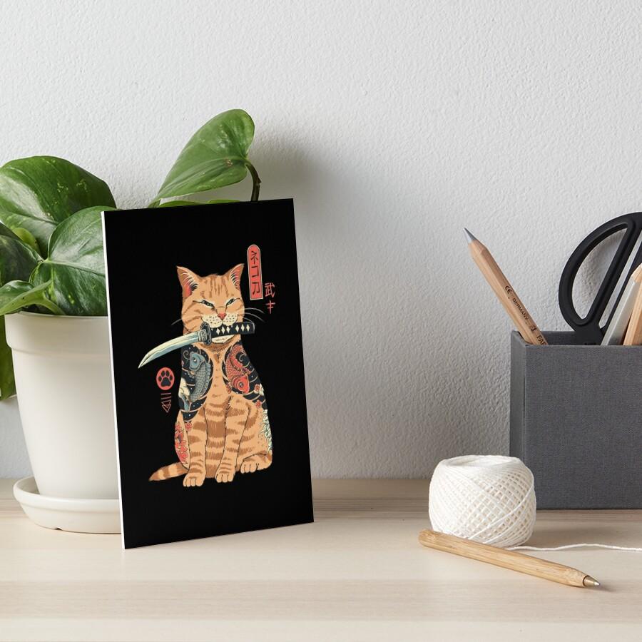 Catana Art Board Print