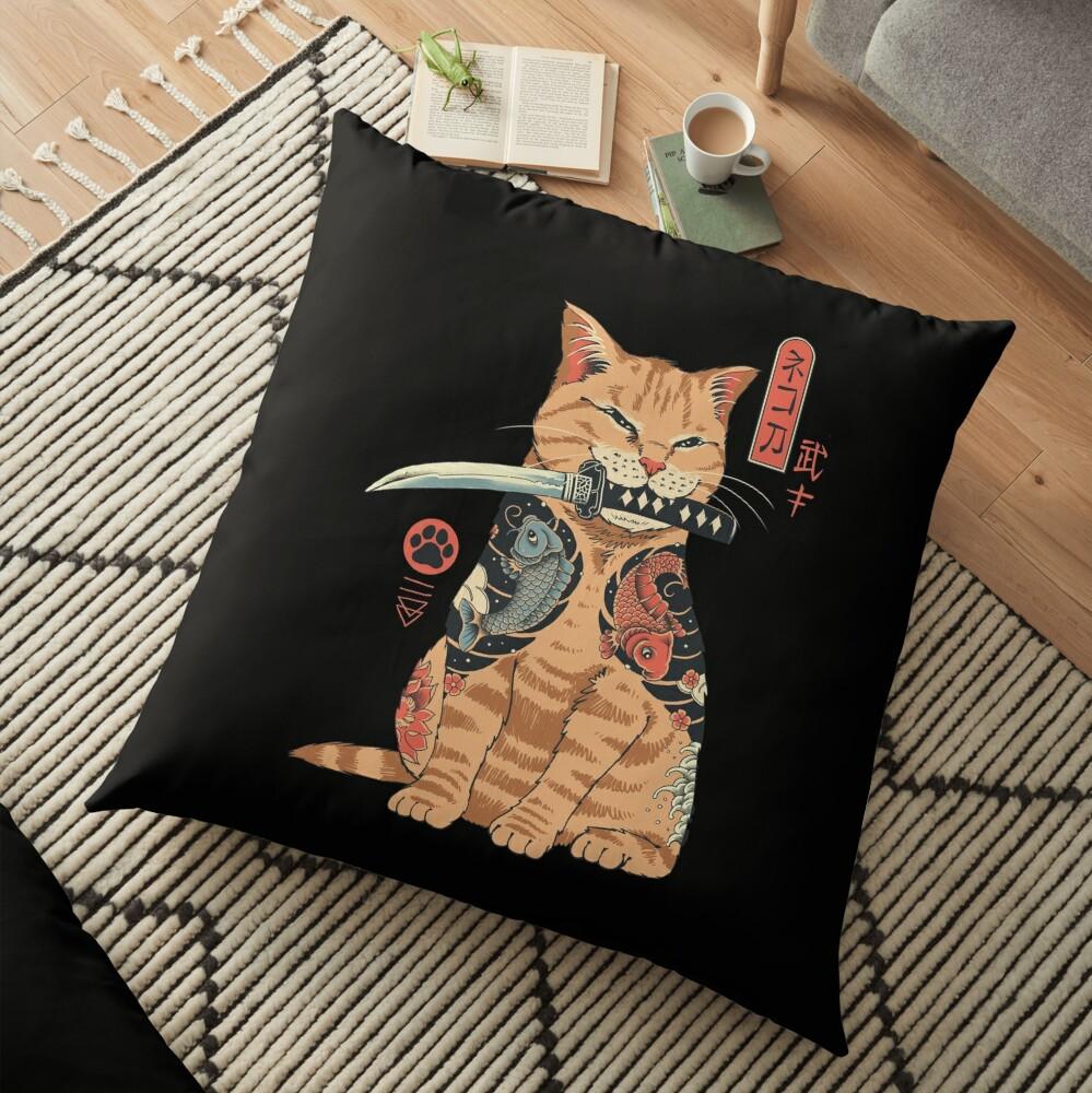 Catana Floor Pillow