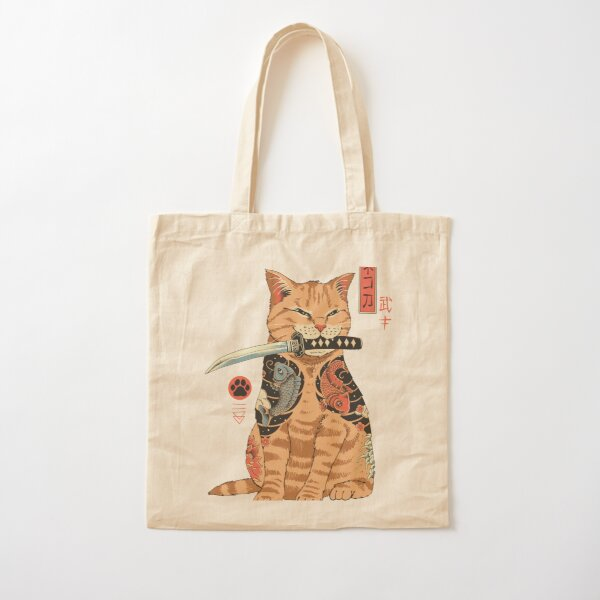Catana Cotton Tote Bag