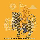 Copy of Knight N Pike by a-roderick