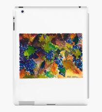 Vineyard Color iPad Case/Skin