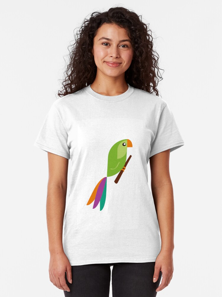 Alternate view of Parrot Classic T-Shirt