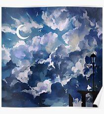 the sky-wanderer. Poster