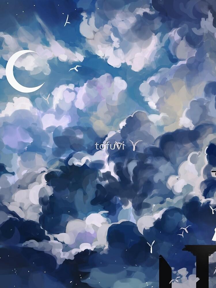 the sky-wanderer. by tofuvi