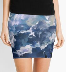 the sky-wanderer. Mini Skirt