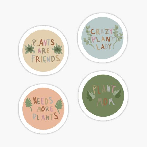Plant Lover Sticker Pack Sticker