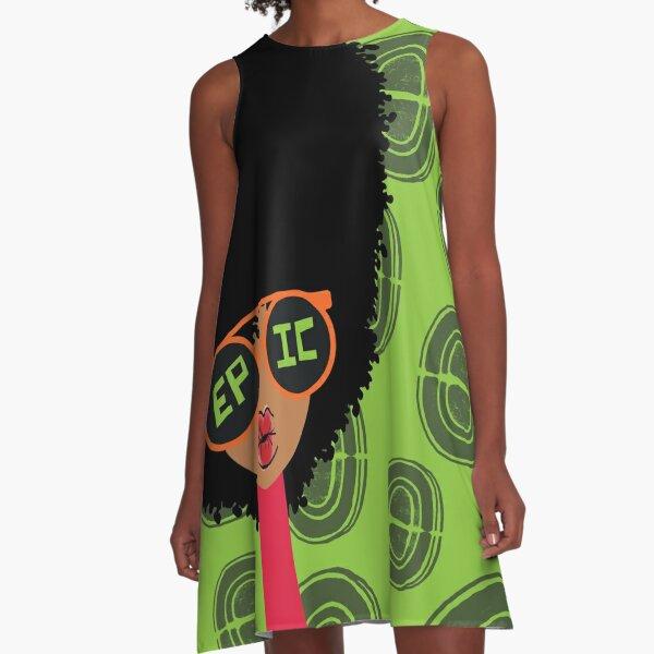 Epic A-Line Dress