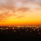 Sunset City  by David  Preston