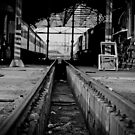 Rails of age by David  Preston