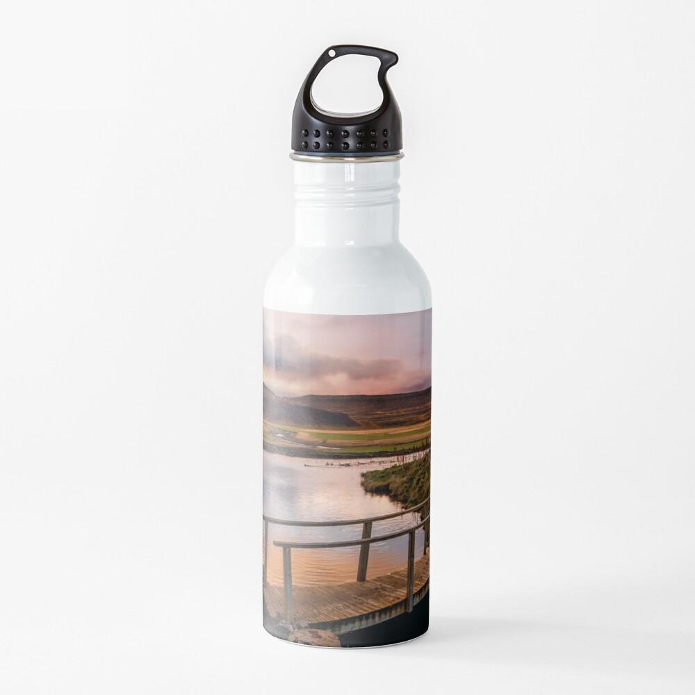 Parallel Marvel Water Bottle