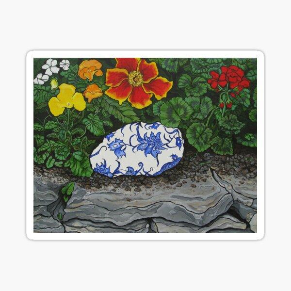 Anna's Garden Egg Sticker