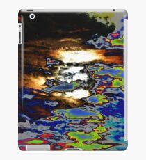Acid Sky iPad Case/Skin