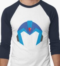 Mega Man X Helmet T T-Shirt