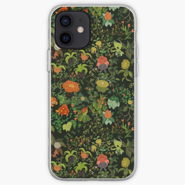 Forest Creatures iPhone Soft Case