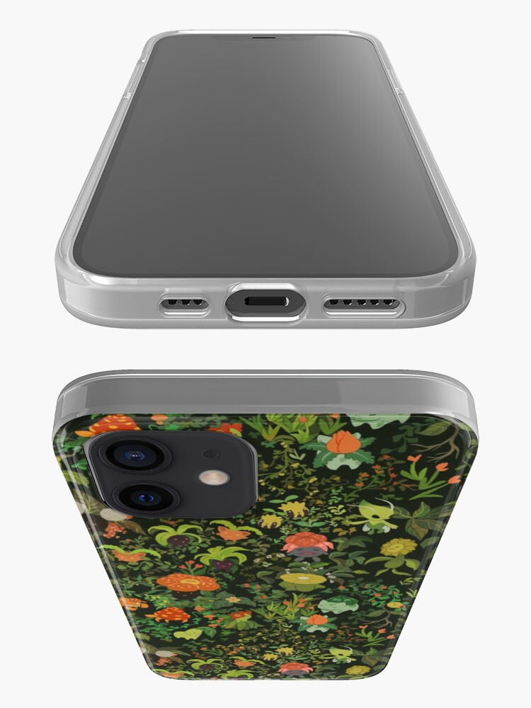 Alternate view of Forest Creatures iPhone Case & Cover