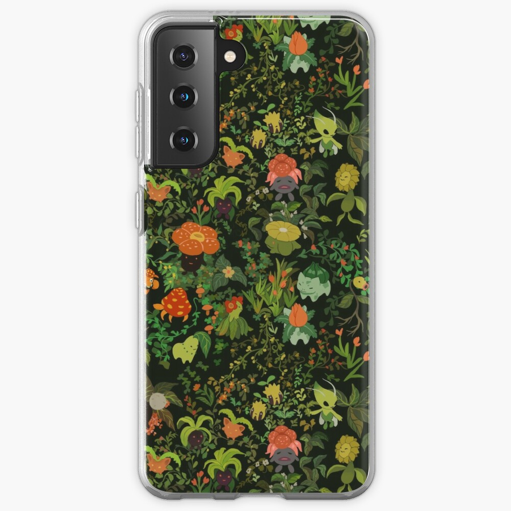 Forest Creatures Case & Skin for Samsung Galaxy
