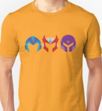 Mega Man X Helemt Trio T-Shirt
