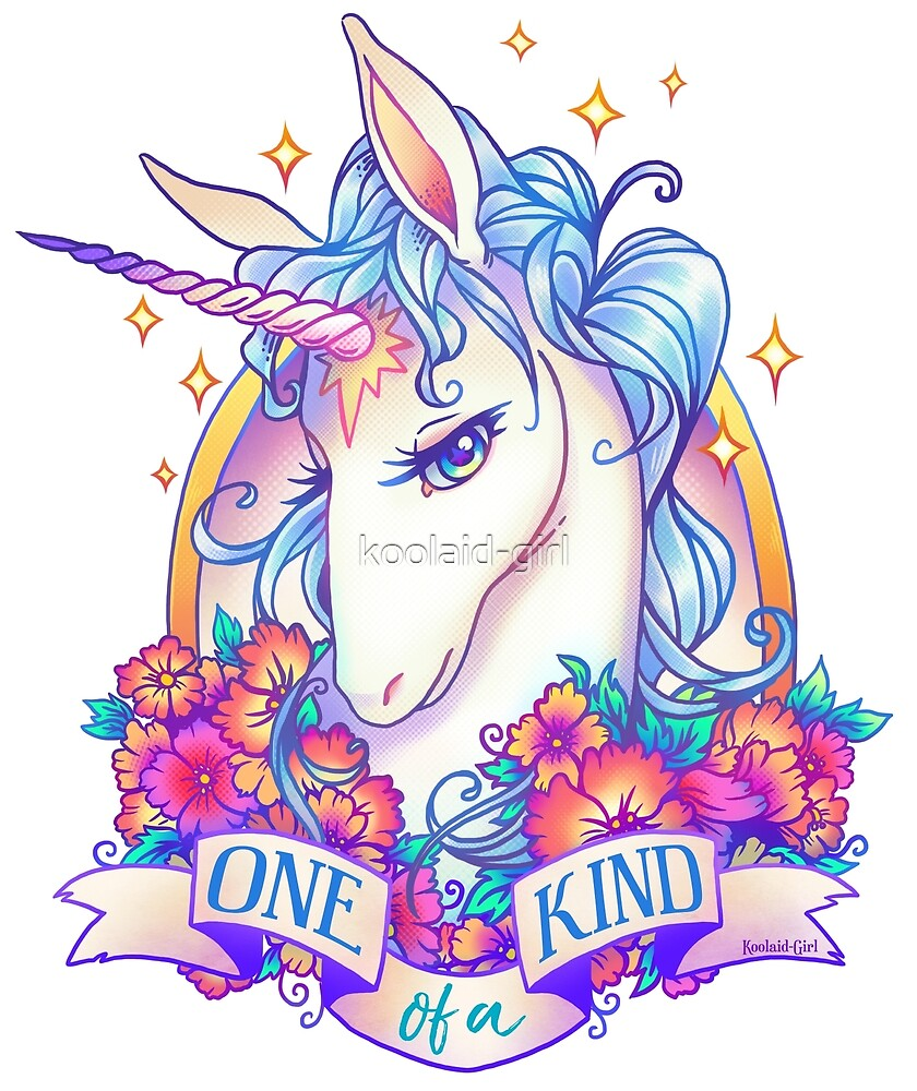 One of a Kind Creature by koolaid-girl