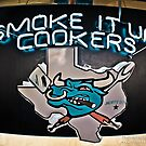 Smoke it up Cookers Bull by counterpartfilm